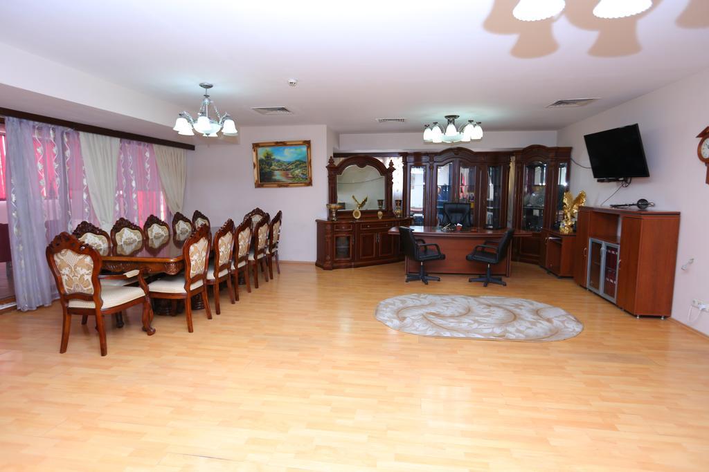 Апарт-отель Vefa