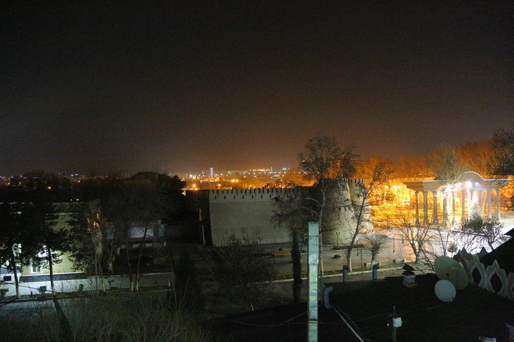 Гранд-отель Худжанд