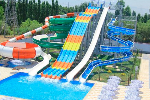 """Water Park """"Dolphin"""""""